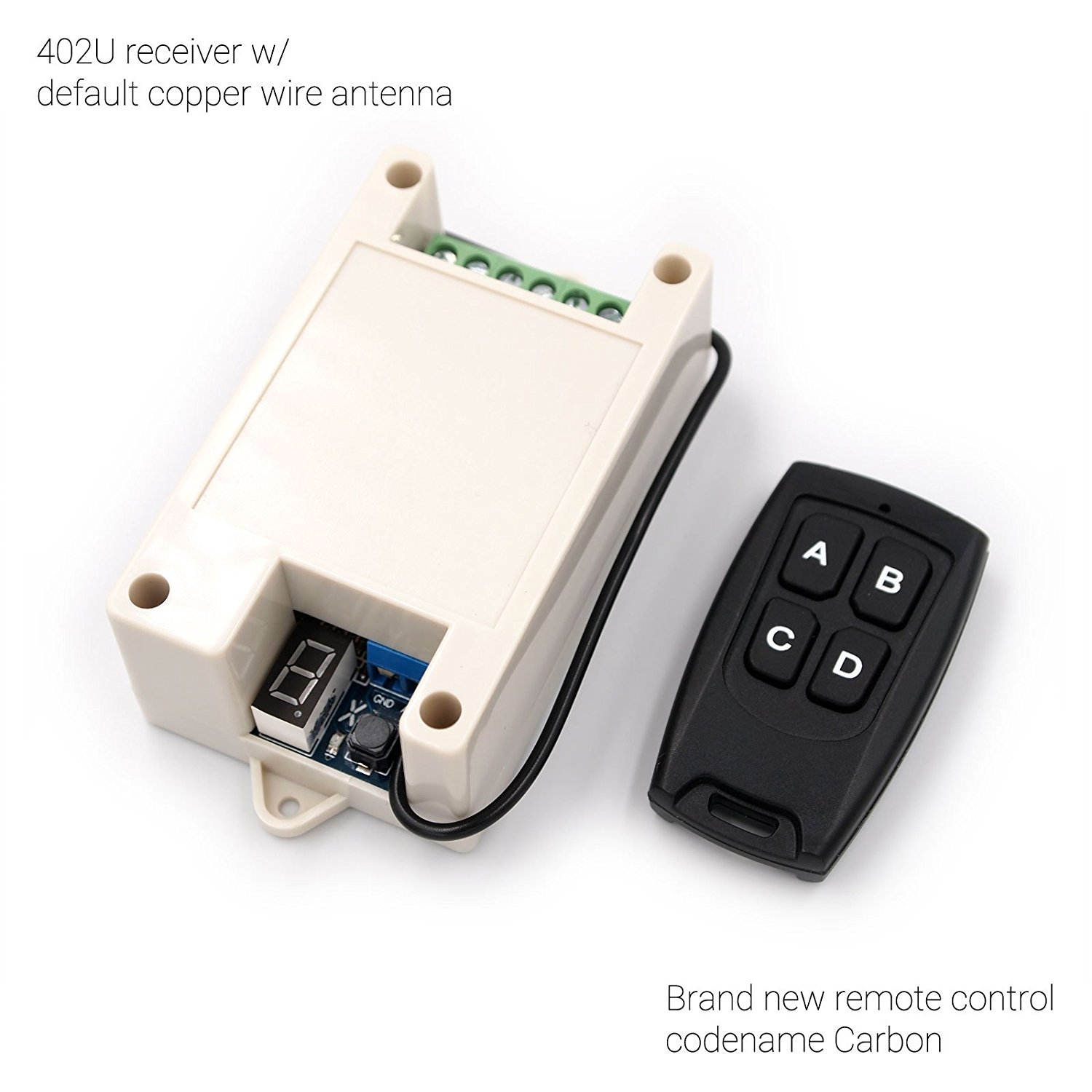 Solidremote Intelligent Wireless Relay Switch Receiver 2
